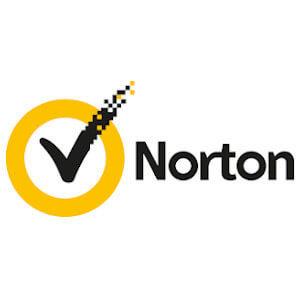 Norton Security Antivirus Erfahrungen 2020 Anbieter Logo.