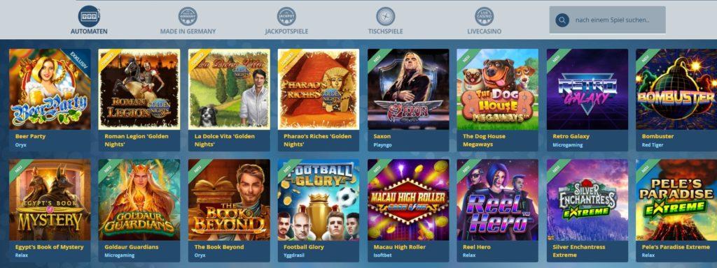 Sunmaker Casino Slots