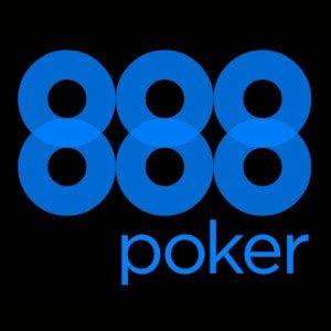 888Poker 2020 Anbieter Logo.