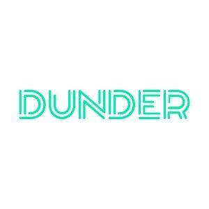Dunder Casino 2020 Anbieter Logo.