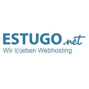 Estugo 2020 Anbieter Logo.