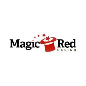 Magic Red Casino 2020 Anbieter Logo.