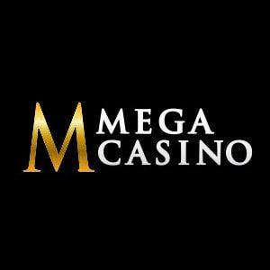 Mega Casino 2020 Anbieter Logo.