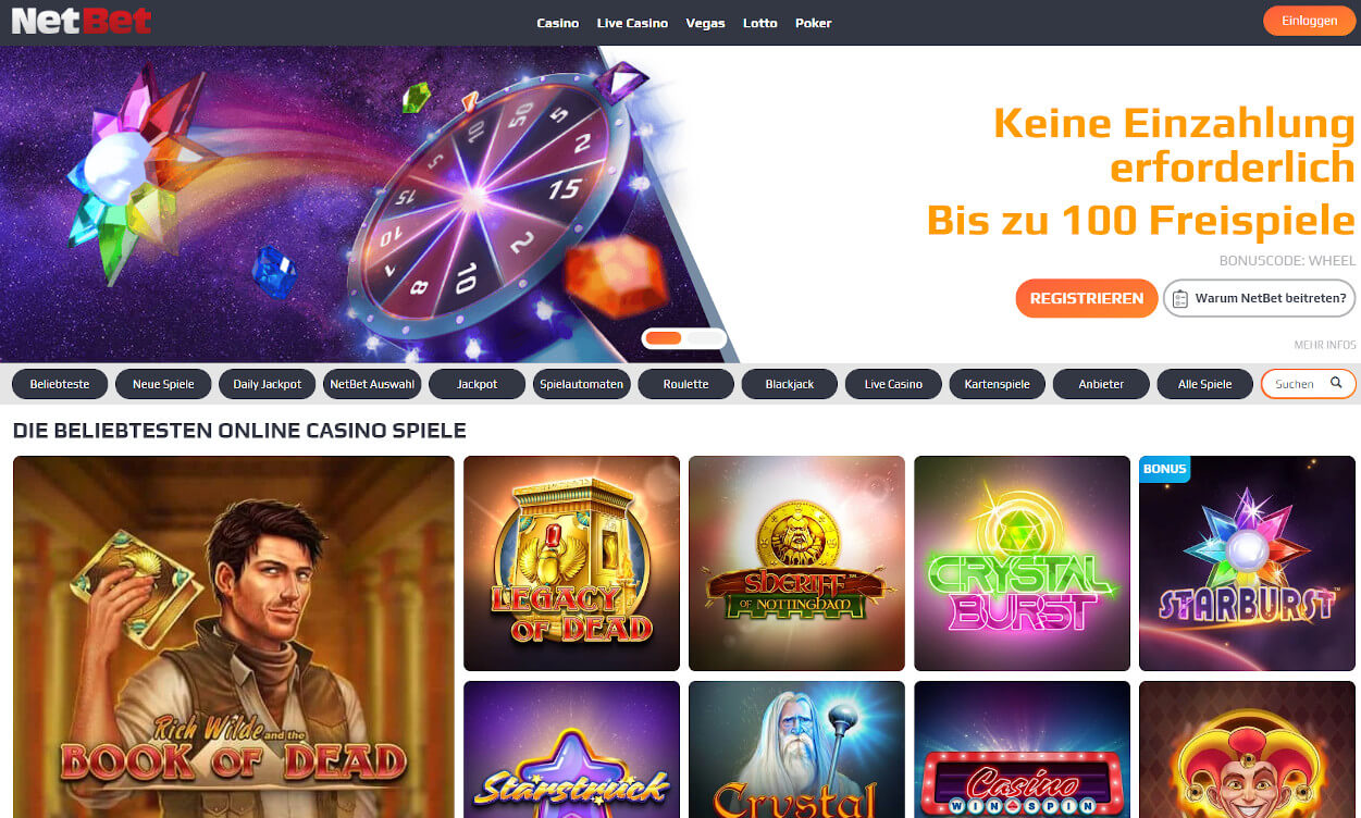 Netbet Casino Test 2020.