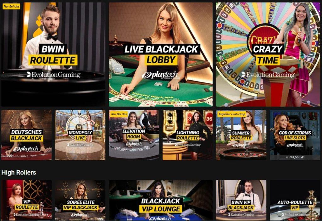 Online casino einsatzlimit