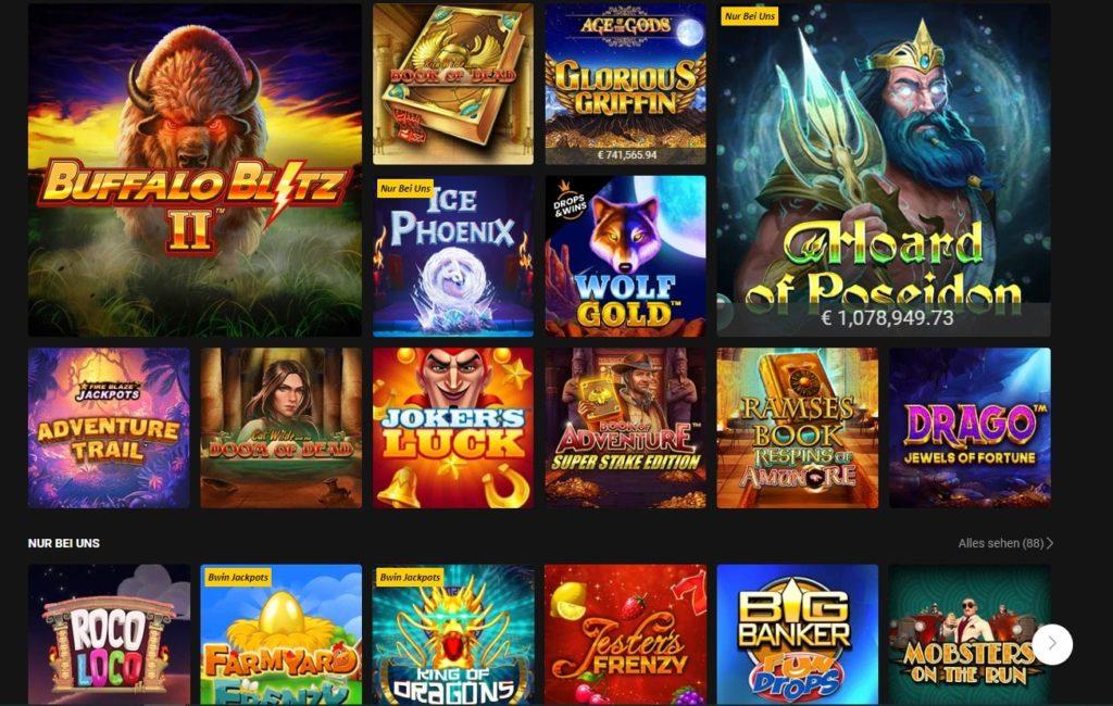 Bwin Casino Spielautomaten