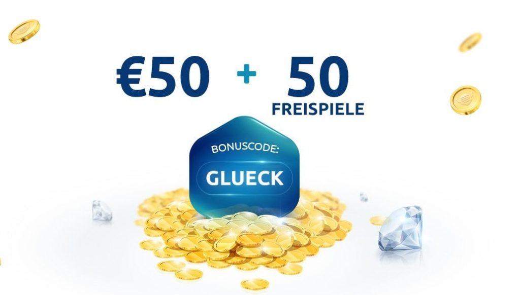 Drueckglueck Casino Neukundenbonus