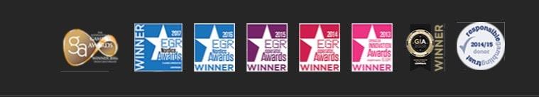 LeoVegas Casino Auszeichnungen