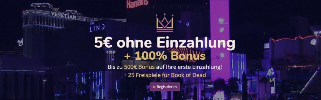 Lord Lucky Slots Neukundenbonus