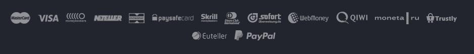NetBet Zahlungsmethoden