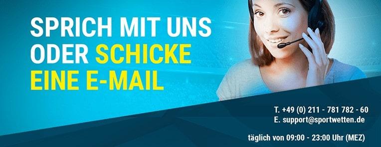 Sportwetten.de Kontakt