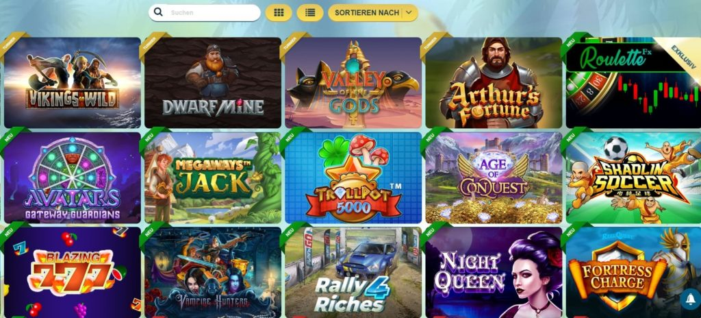 Sunnyplayer Casino Slots