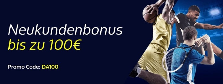 William Hill Neukundenbonus