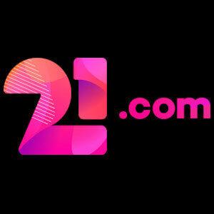 21.com Erfahrungen 2020 Casino Anbieter Logo.
