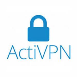 Activpn Erfahrungen 2020 Anbieter Logo.