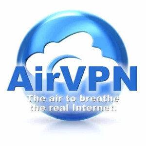 AirVPN Erfahrungen 2020 Anbieter Logo.