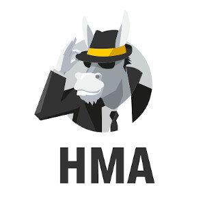 HideMyAss VPN Erfahrungen 2020 Anbieter Logo.