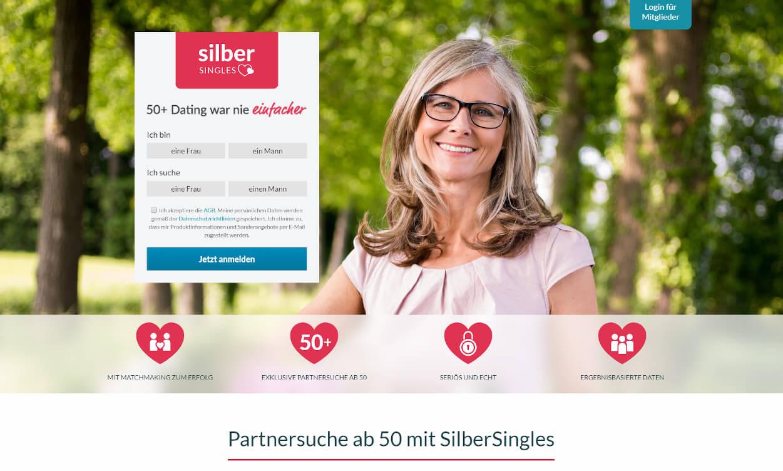 Silbersingles Partnerbörse Test 2020.