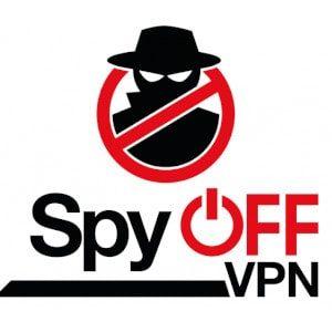 Spyoff VPN Erfahrungen 2020 Anbieter Logo.