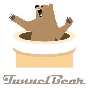 TunnelBear VPN Erfahrungen 2020 Anbieter Logo.