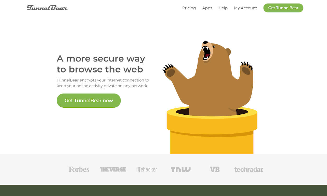 TunnelBear VPN Test 2020.