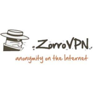 ZorroVPN Erfahrungen 2020 Anbieter Logo.