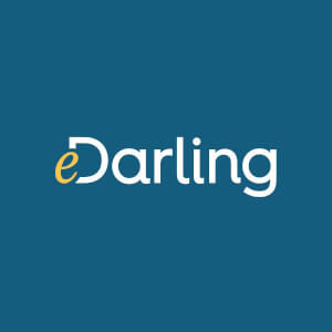 eDarling Erfahrungen 2020 Partnerbörsen Logo.