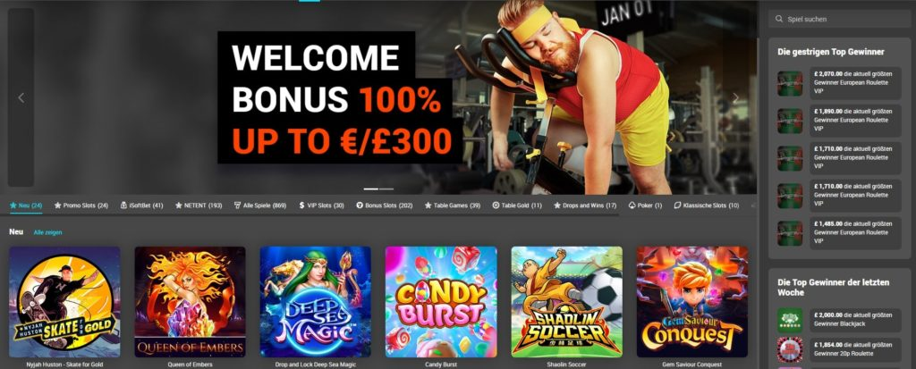 Tonybet Online Casino