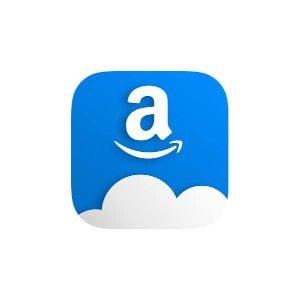 Amazon Drive Erfahrungen Anbieter Cloud Speicher 2020 Logo.