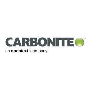 Carbonite Erfahrungen Anbieter Cloud Speicher 2020 Logo.