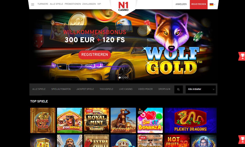 N1 Casino Test 2020.