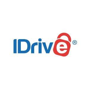 iDrive Erfahrungen Anbieter Cloud Speicher 2020 Logo.