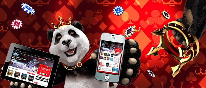 Royal Panda Bonus ohne Einzahlung