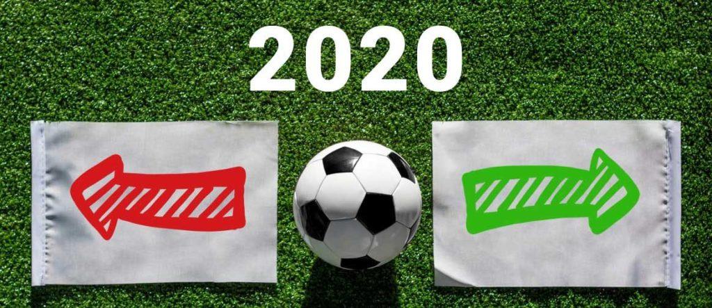 Aktuelle Fussball Transfergerüchte und anstehende Spielerwechsel in der Saison 2020