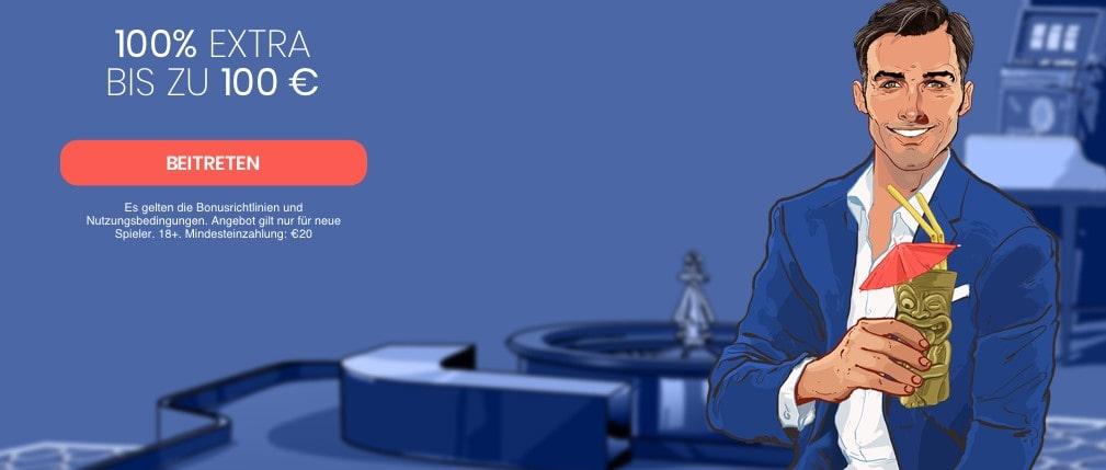 Agent Spinner Casino Neukundenbonus