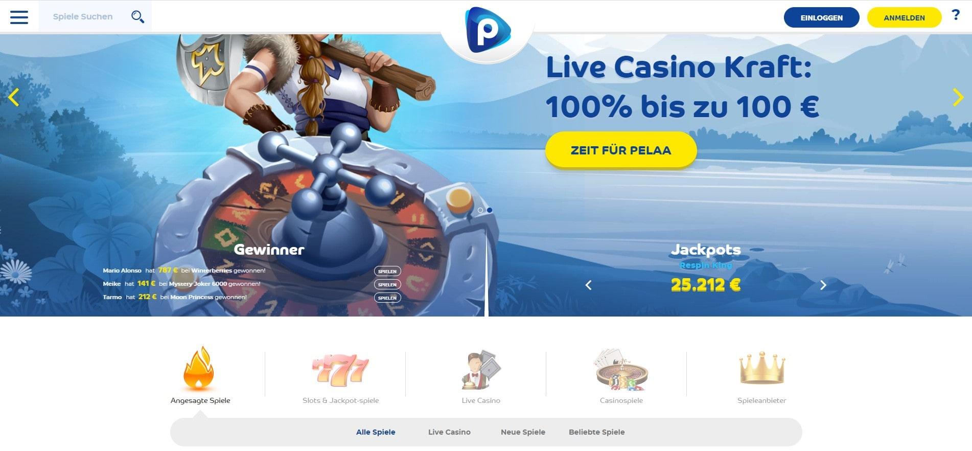 Pelaa Casino Startseite