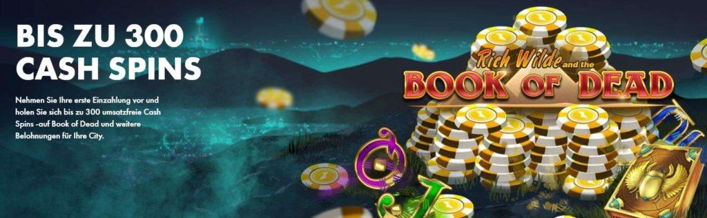Volt Casino Neukundenbonus