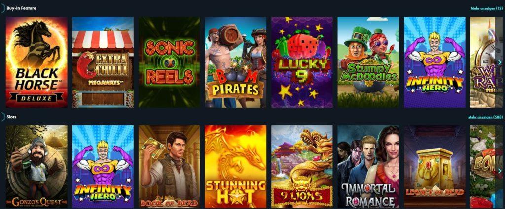 Volt Casino Slots