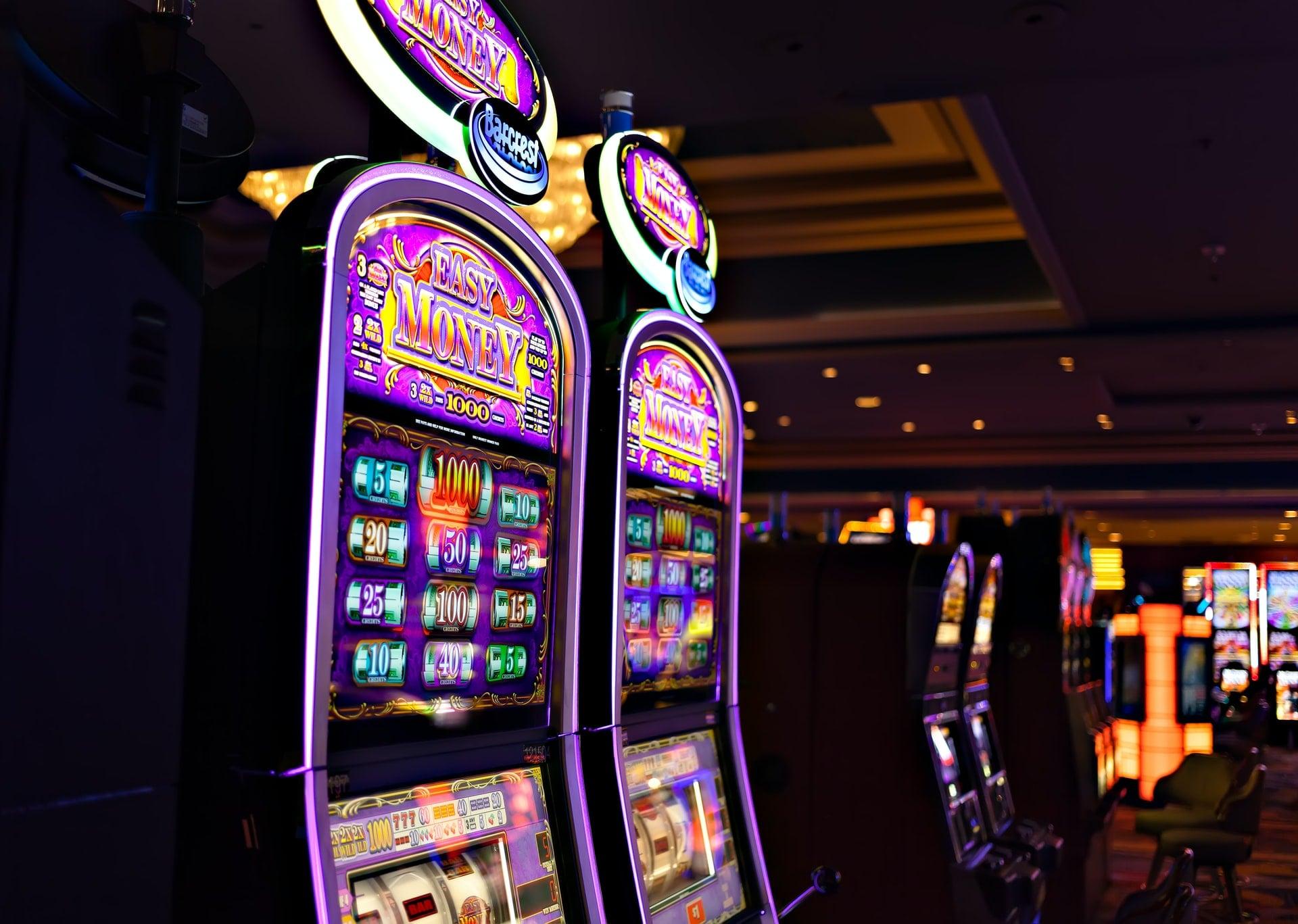 Jackpot City gewinne am Automaten.