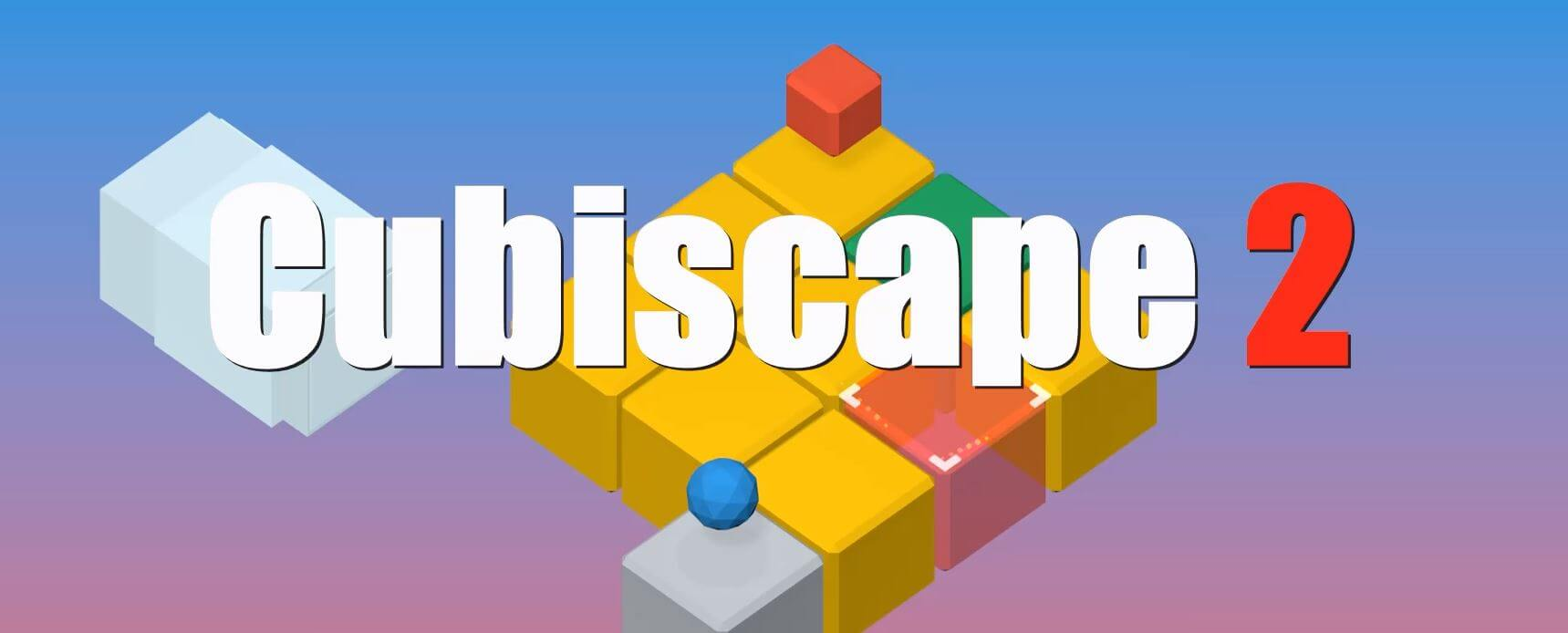 Cubispace 2 Puzzle Game Test